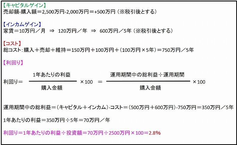 fudousanntoushi_keisanrei